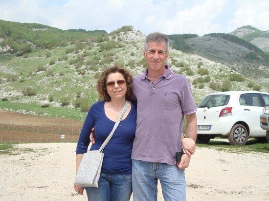 Il Picchio Allegro : Sonia e Fabrizio