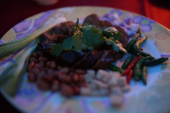 Leelawadee Restaurant Chiangrai: salad