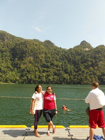 Lake of the Pregnant Maiden: awesomee