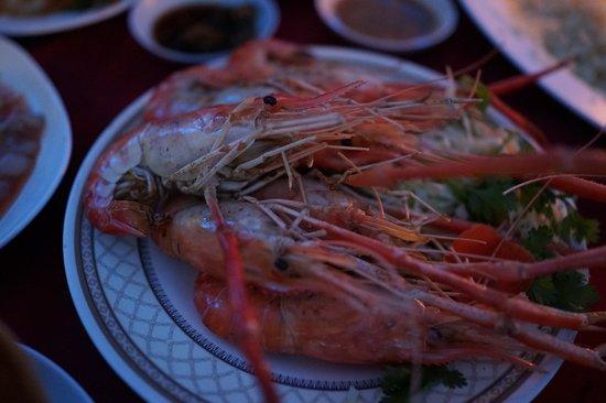 Leelawadee Restaurant Chiangrai: prawns