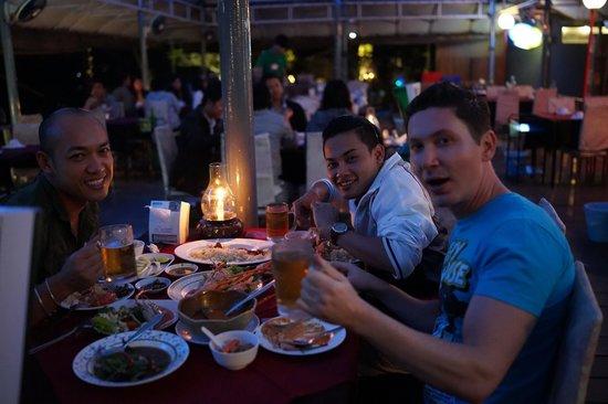 Leelawadee Restaurant Chiangrai: dining