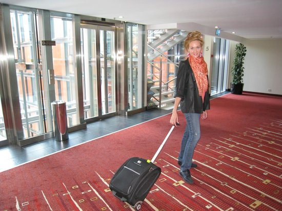 Radisson Blu Elizabete Hotel : Отель