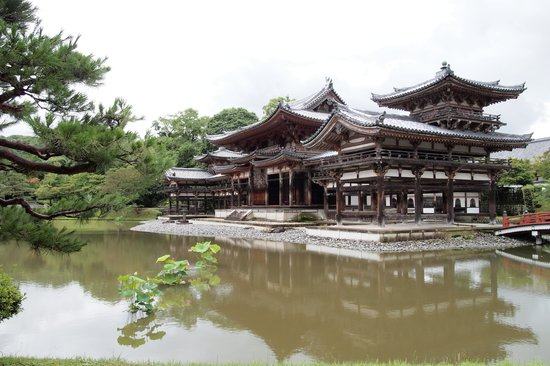 Byodoin Temple: 平等院