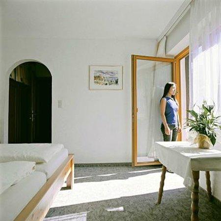 Pension Kristall: Doppelzimmer
