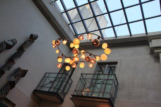 Hotel DeBrett : Balconys