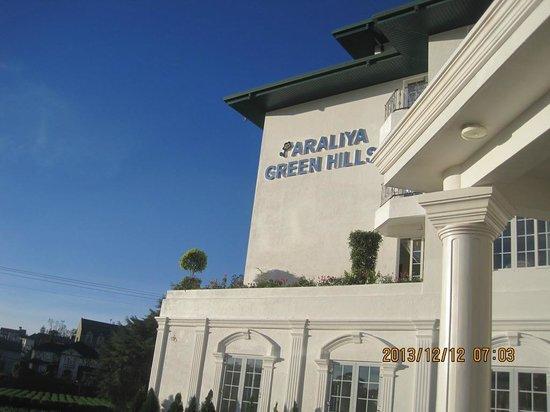 Araliya Green Hills Hotel : Out side