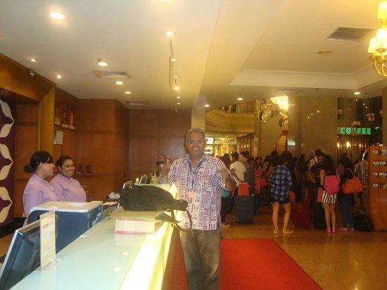 The Pearl Kuala Lumpur: REception