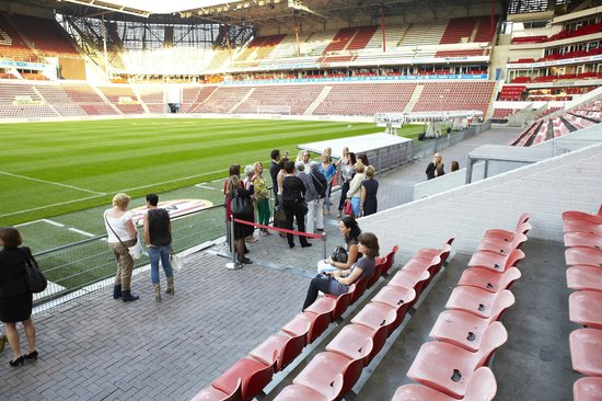 Philips Stadion : There's a daily stadium tour where you visit the pitch, dressing room and so on guide speaks Eng