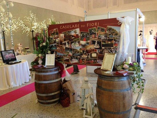 Casolare dei Fiori : expo sposi Lucca
