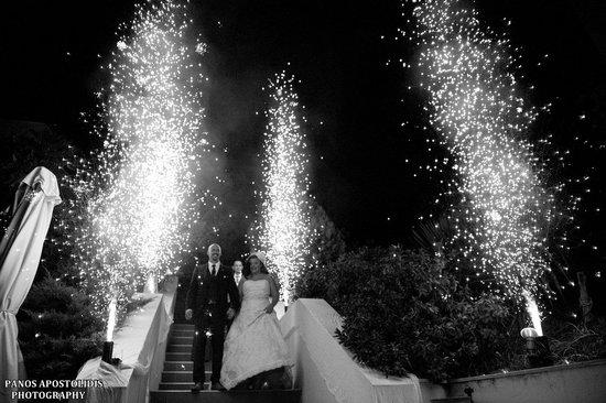 Ambassador Hotel Thessaloniki: My wedding reception