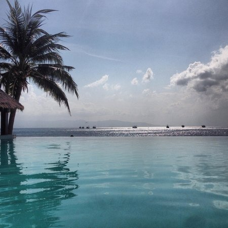 C Villas : View from in the pool