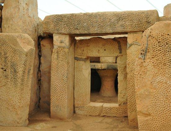 Temples mégalithiques de Mnajdra