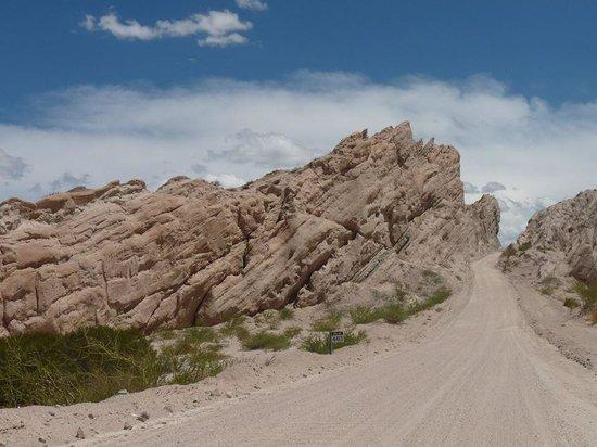 Quebrada de Las Flechas - Angastaco: Las Flechas...sauvage