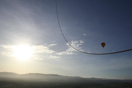 Hot Air Balloon Port Douglas : 19.01.14