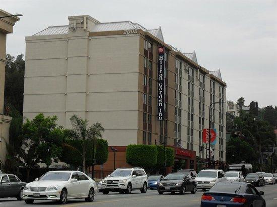 Hilton Garden Inn Los Angeles/Hollywood: Отель