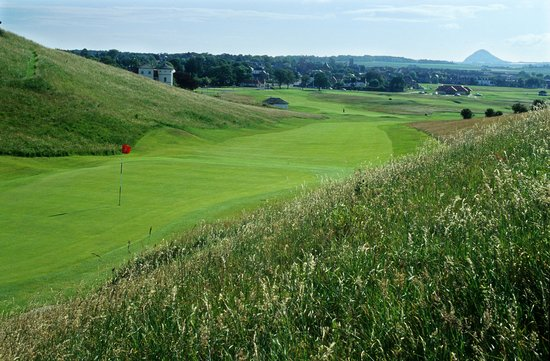 Gullane No. 1, 2nd Hole