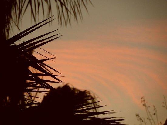 La Penita Apartments: Sunset