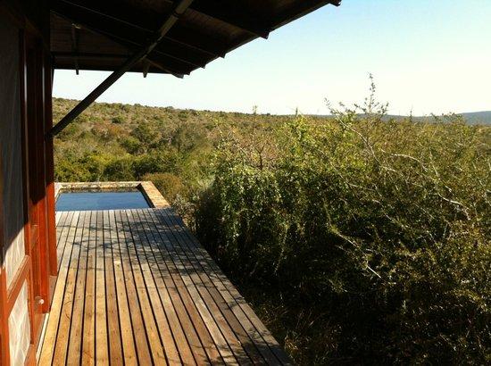 Kwandwe Ecca Lodge: View from Room