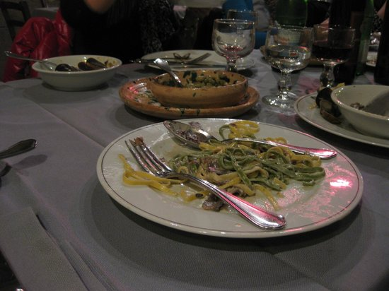 Food Tours of Rome: ristorante
