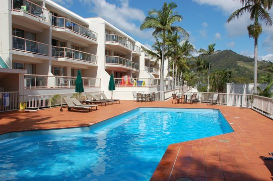 Ramada Resort Coffs Harbour : Clean and inviting