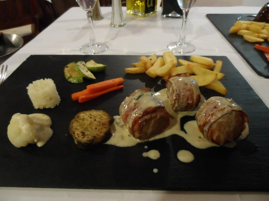La Penita Apartments : Las Vegas food. Go there!