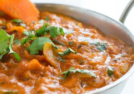 Maharaja indian Restaurant: Curry