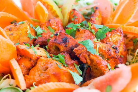 Maharaja indian Restaurant: Chicken Tikka