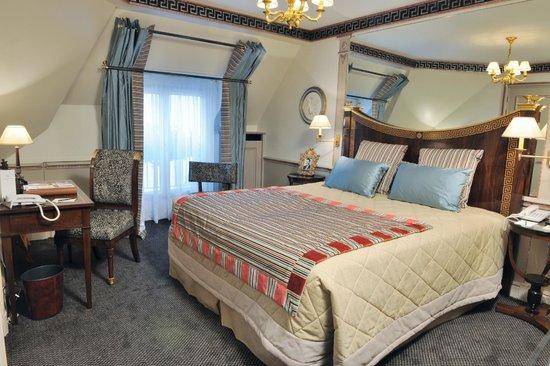 Hotel Napoleon Paris: Suite Impériale