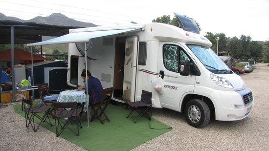 Complejo Turistico Los Escullos: Camping Los Escullos