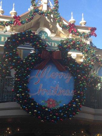 Crowne Plaza Paris Republique: Merry Christmas ... Disneyland a solo 40 min di Rer !