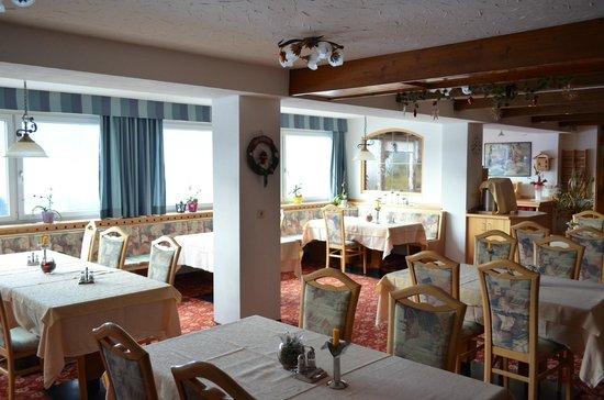 Tirolerhof Terenten: sala cena