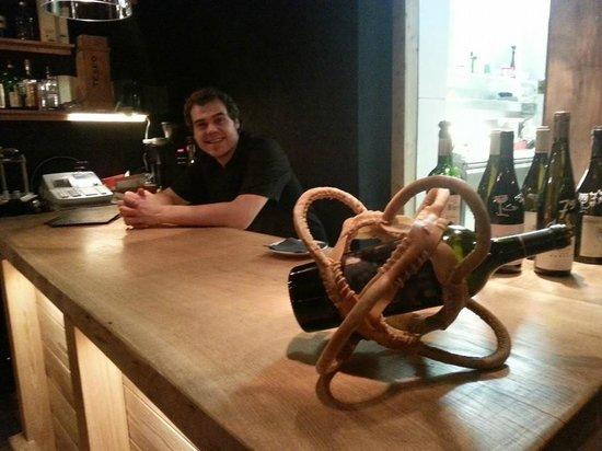 Cantina Libertino, Cocina y Vino: Martin, notre Chef de Cuisine