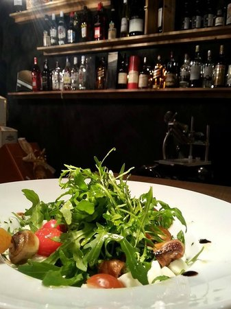 Cantina Libertino, Cocina y Vino: Salade du Chef