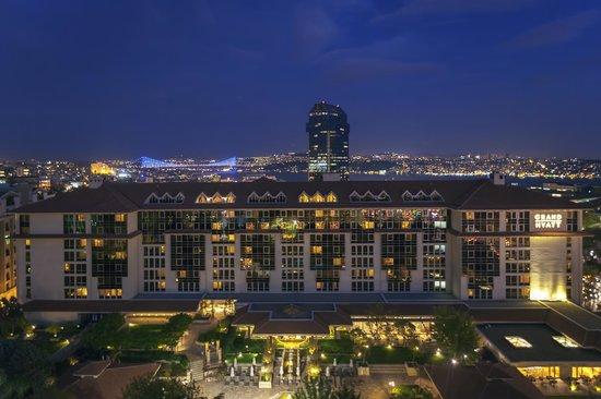فندق قراند حياة اسطنبول