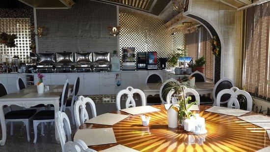 Marmaray Hotel : Cafeteria
