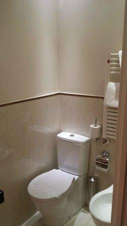 Hotel Milano & Spa : bagno