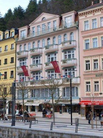 Photo of EA Hotel Jessenius Karlovy Vary