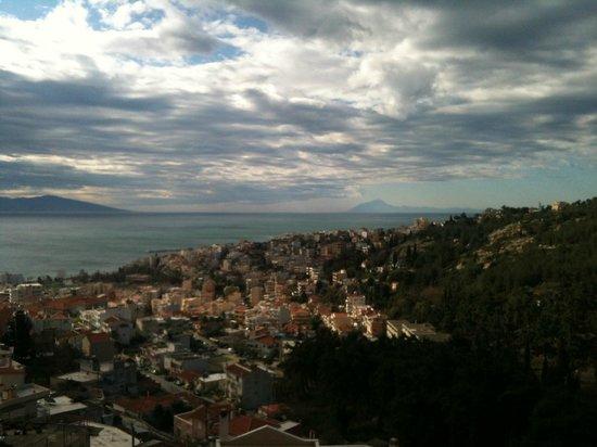 Egnatia City Hotel & Spa : Θάσος + Αγ. Ορος