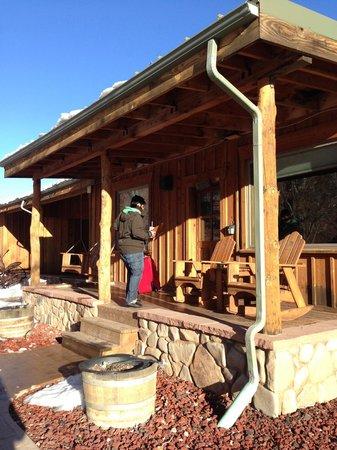 Sorrel River Ranch Resort and Spa: room/cabin