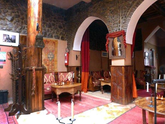 Kasbah Du Toubkal : Restaurant