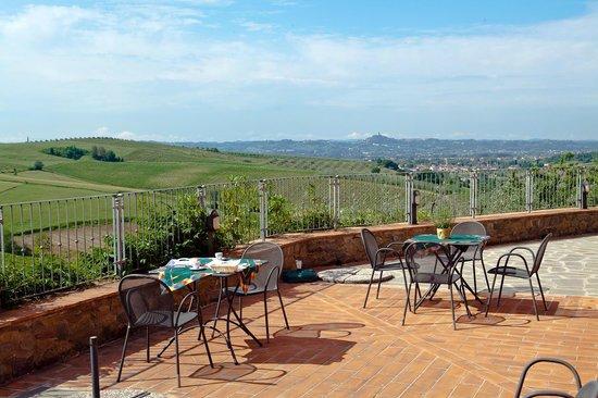 Agriturismo Borgo Vigna Vecchia: panorama