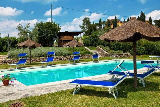 Agriturismo Borgo Vigna Vecchia: piscina e co.