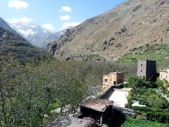 Kasbah Du Toubkal : Blick vom Turm