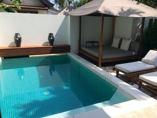SALA Samui Choengmon Beach Resort: Pool villa