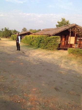 Kitandara Hippo Hill Camp: Il nostro bungalow