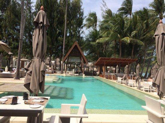SALA Samui Choengmon Beach Resort: Piscine principale
