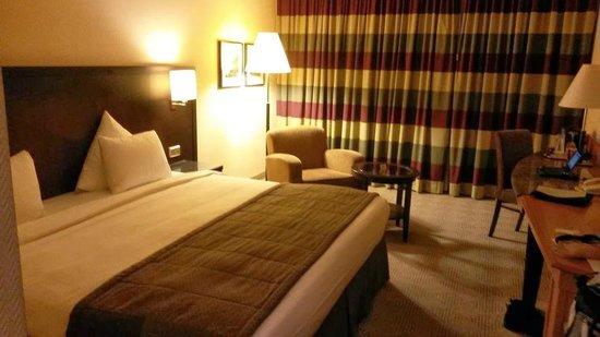 Wyndham Grand Salzburg Conference Centre: Comfortable bed
