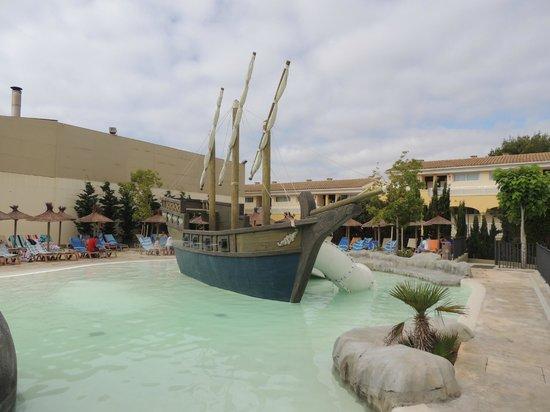 Insotel Cala Mandia Resort: Insi Splash Park
