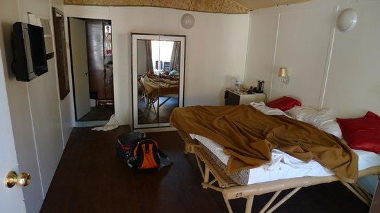 Estrela Do Mar Beach Resort: и внутри