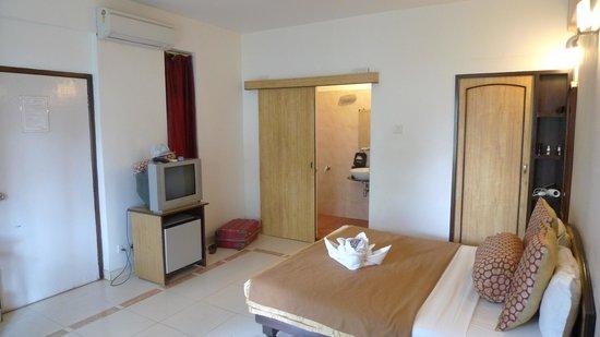 Estrela Do Mar Beach Resort: Номер Executive
